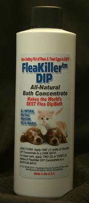 FleaKiller Flea Dip